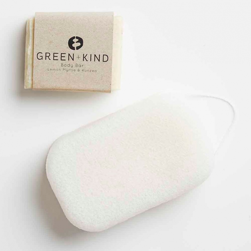 Green + Kind Body Care Pack