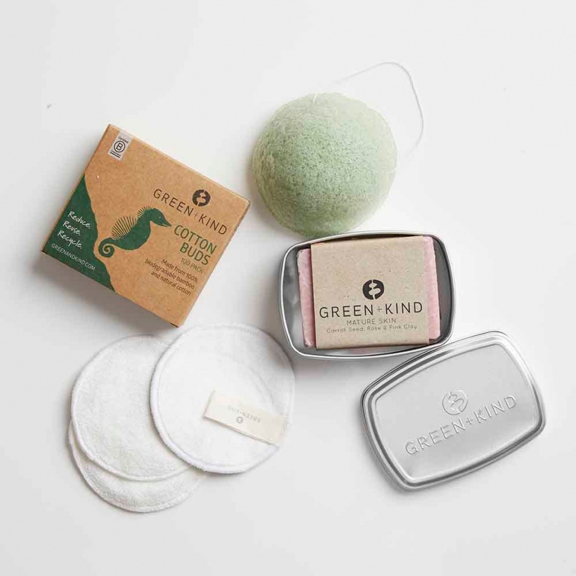 Green + Kind Luxe Beauty Pack – Antioxidant Rich