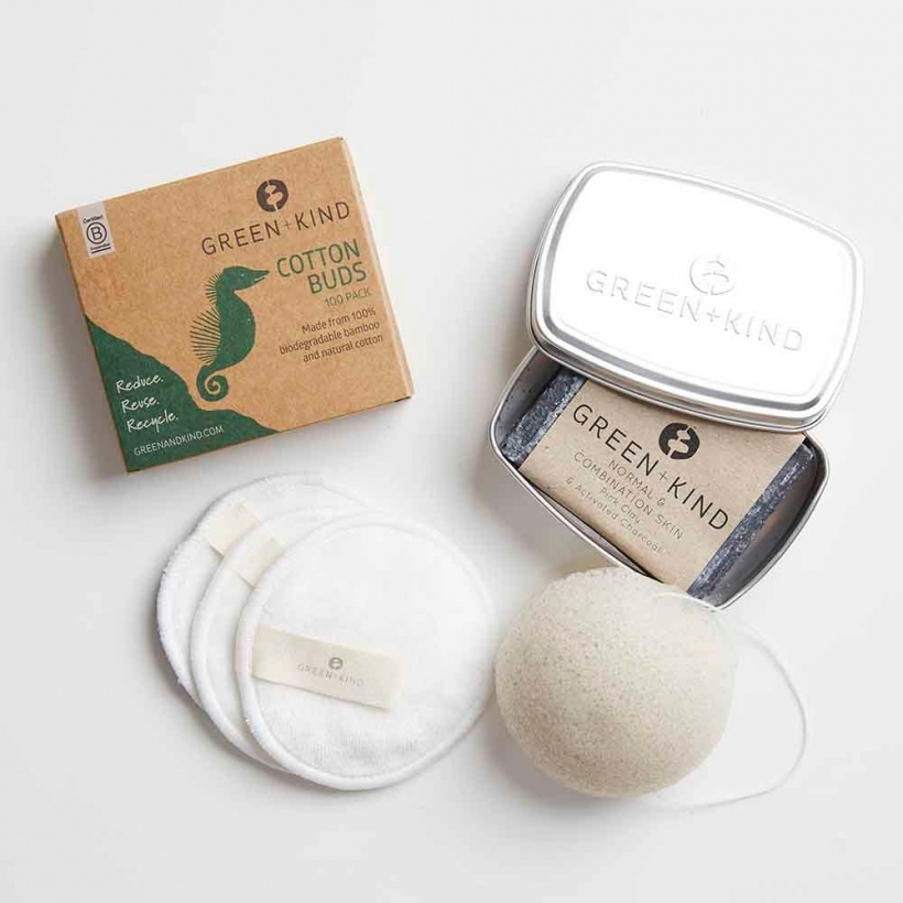 Green + Kind Luxe Beauty Pack – Normal/ Combination Skin