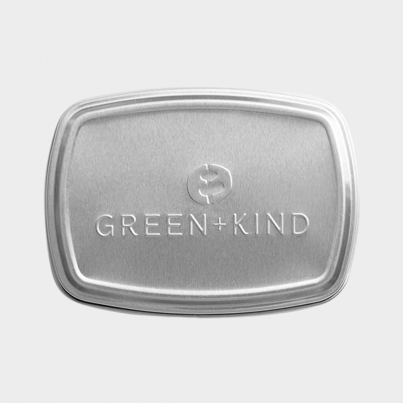 Green + Kind Soap Tin