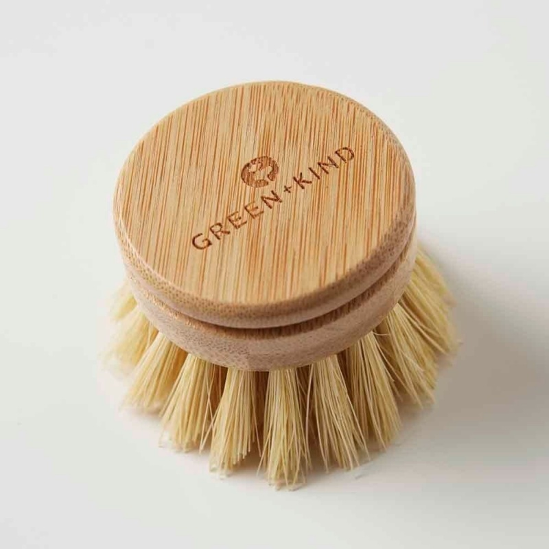 Green + Kind Dish Brush Replacement Head