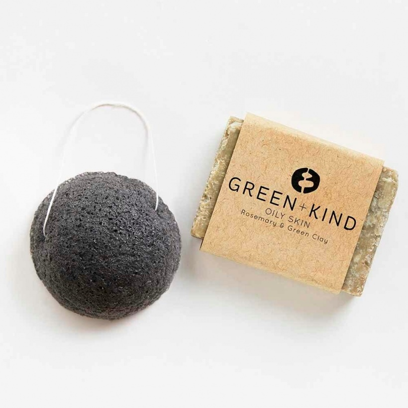 Green and Kind Face Care Pack – Oily Skin