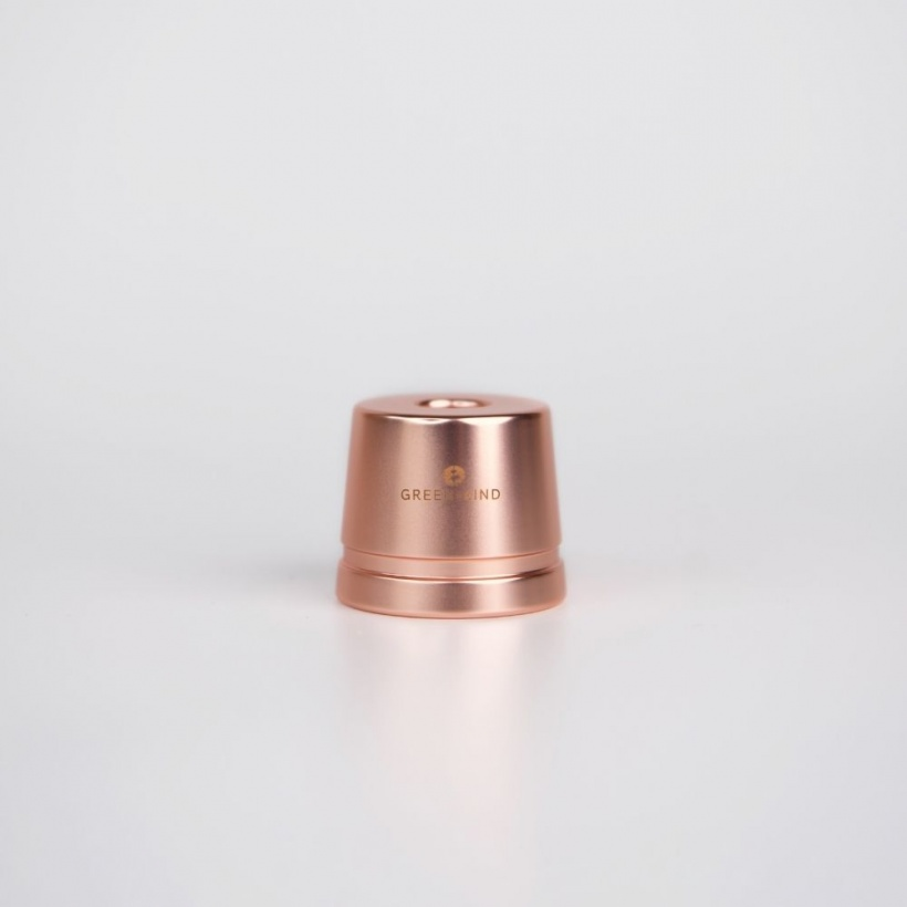 Green + Kind Reusable Safety Razor Stand – Rose Gold